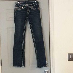 True Religion Jeans, new w/o tags. Nice!